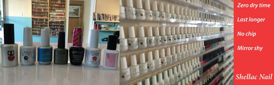 Aqua Nail Salon 650 347 3539